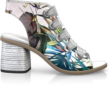 Sandales avec bout ouvert 4952