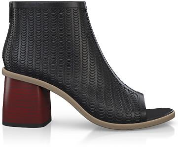 Sandales avec bout ouvert 4967