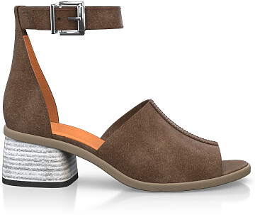 Sandales avec bretelles 4977