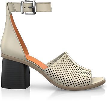 Sandales avec bretelles 4979