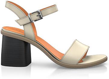 Sandales avec bretelles 4980