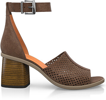 Sandales avec bretelles 5177