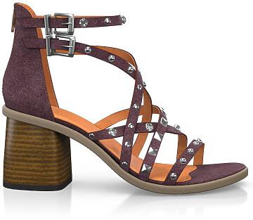 Sandales avec bretelles 5178