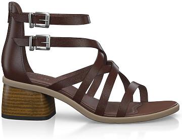 Sandales avec bretelles 5179