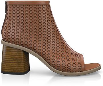 Sandales avec bout ouvert 5182
