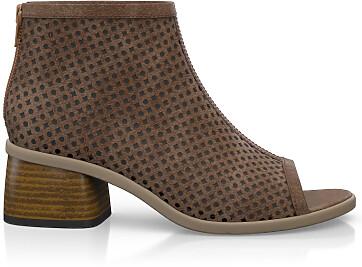 Sandales avec bout ouvert 5183