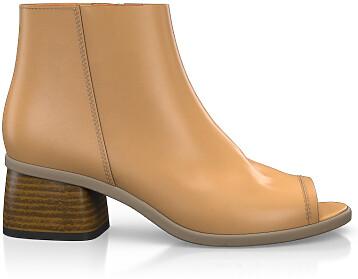 Sandales avec bout ouvert 5184
