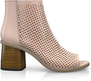 Sandales avec bout ouvert 5185