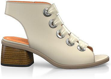 Sandales avec bout ouvert 5186