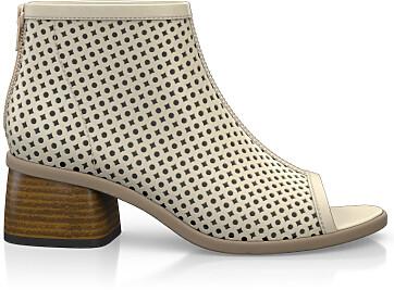 Sandales avec bout ouvert 5188