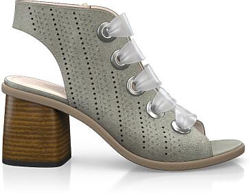 Sandales avec bout ouvert 5189