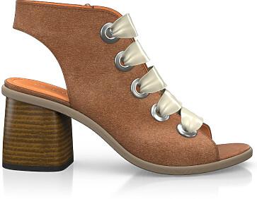 Sandales avec bout ouvert 5193