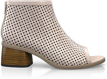 Sandales avec bout ouvert 5194