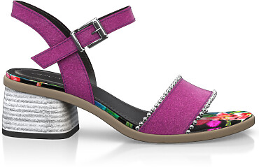 Sandales avec bretelles 5220
