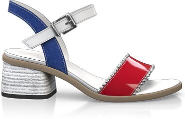 Sandales avec bretelles 5277
