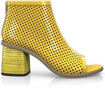 Sandales avec bout ouvert 5286