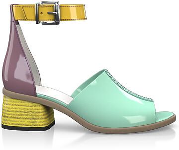 Sandales avec bretelles 5318
