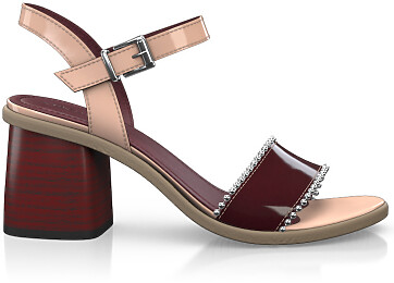 Sandales avec bretelles 5321