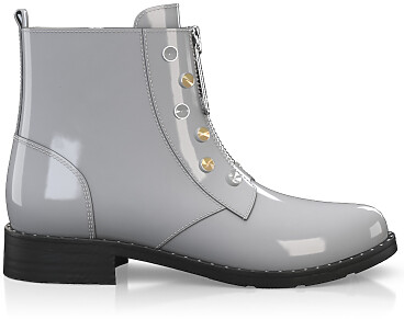Bottines Zip-On 5691