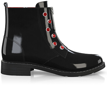 Bottines Zip-On 5692