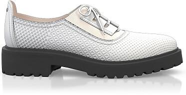 Chaussures à lacet étendu 5791