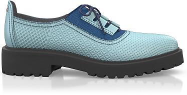 Chaussures à lacet étendu 5793