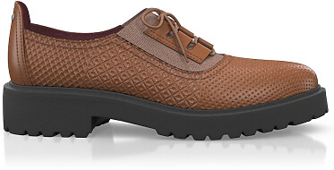 Chaussures à lacet étendu 5795