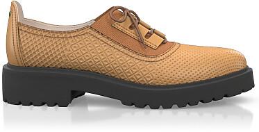Chaussures à lacet étendu 5796
