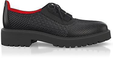 Chaussures à lacet étendu 5800