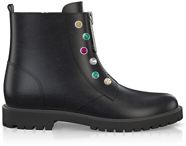 Bottines Zip-On 5943