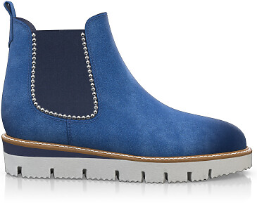 Chelsea Boots Plates 7376