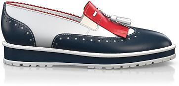 Chaussures à Plateformes à Enfiler 2361
