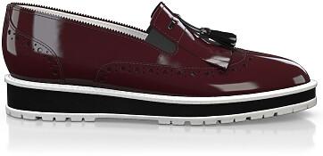 Chaussures à Plateformes à Enfiler 2499