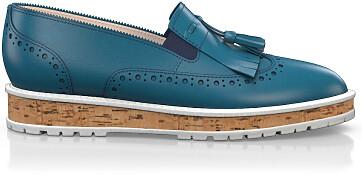 Chaussures à Plateformes à Enfiler 2521