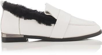 Chaussures à Enfiler Giorgia Blanc