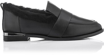 Chaussures à Enfiler Giorgia Noir
