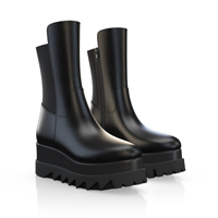 Platform boots 3488