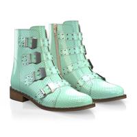 Boots aqua