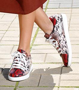 Platform Sneakers 16335