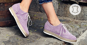 Chaussures Lilas