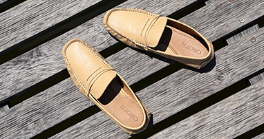 Men's classic mocassins