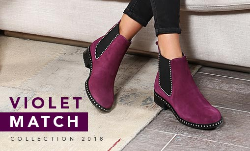 Violet Match Collection