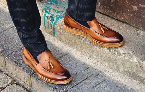 Men`s loafers