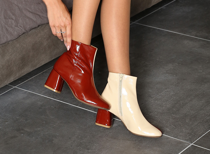 Ankle boots 10174