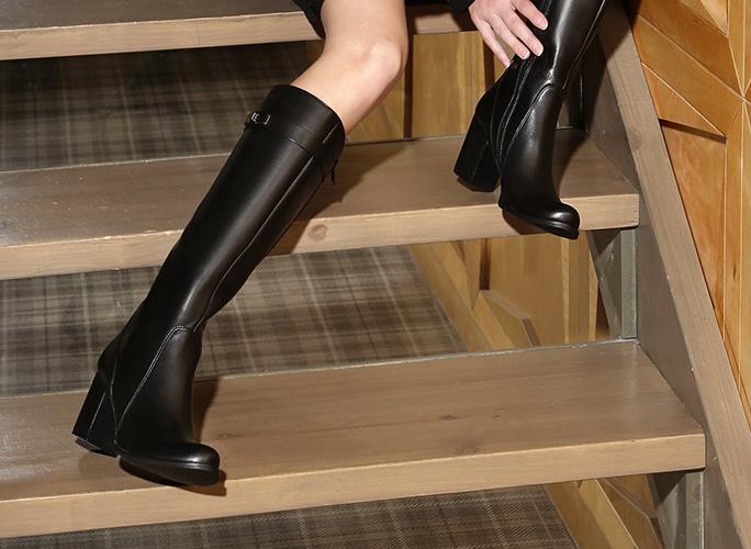 elegant boots