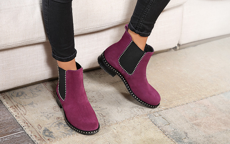 CHELSEA BOOTS PLATES