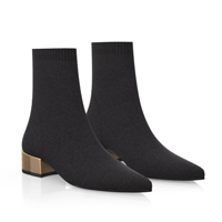 SOCK ANKLE BOOTS 8065