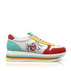 Raibow sole sneakers 2